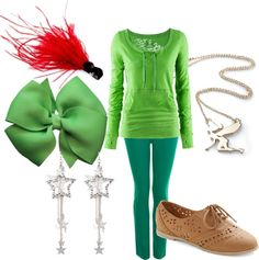 """Peter Pan"" by cassiej1217 ❤ liked on Polyvore"