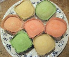 Filipino Bisquick Puto (Steamed Muffins)