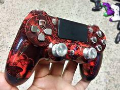 Cuztomiza tu control de PS4 o Xbox One en el Comic Con con PRo Electronics - http://yosoyungamer.com/2015/05/cuztomiza-tu-control-de-ps4-o-xbox-one-en-el-comic-con-con-pro-electronics/