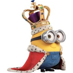 minions king bob - Google Search