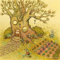 美国艺术家Nicole Gustafsson作品4.._来自神算Zzz的图片分享-堆糖网