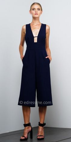 Sydney Jumpsuit by EDM Private Collection #edressme