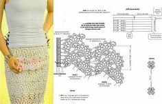 Todo para Crear ... : blusas , vestidos en crochet y mas