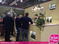 Vinitaly_2016 - Le strade del vino Puglia Tormaresca