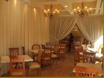 princess type lounge area