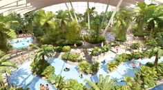 Pool Interior | Woburn Forest | Center Parcs