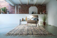 Beni Ouarain tapijt