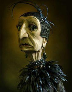 Madame.