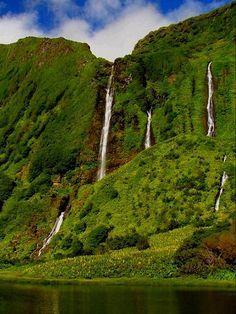 Bildresultat för Natural Park of Ribeira Potholes azores