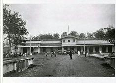 Het oudste station van Bandoeng dateerde uit 1884.