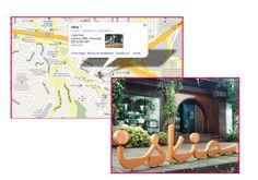 Tienda ISKIA Las Mercedes Ubicación: Calle París, entre Mucuchíes y Trinidad, Quinta París, Las Mercedes, 1060, Municipio Baruta, estado Miranda, Caracas - Venezuela.