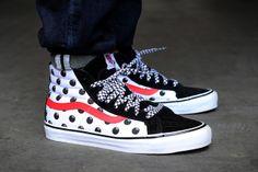 STUSSY x VANS SPRING 2014 COLLECTION   Sneaker Freaker