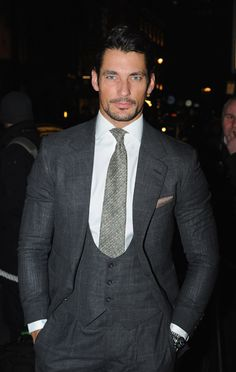 Introducing: David Gandy