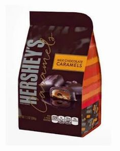Free Hershey's Caramels at Meijer!