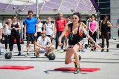Urban Fitness by Jasmina Aleksandrov @ južni plato Kombank Arene 9. maj 2015.   Photo: Aleksandar Dmitrović Urban Fitness, In 2015