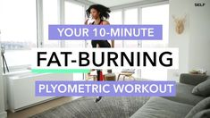A Lunch Break Workout You Can Do In 10 Minutes Without Getting Sweaty