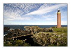 Butt of Lewis Lighthouse © Sandra Lipproß