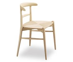 karma, 1.1, side chair, woven, straw, wood, upholstered, beech