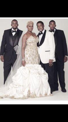 NeNe Leakes Wedding Dress Quelles astuces pour organiser votre mariage sur http://yesidomariage.com
