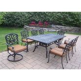 Found it at Wayfair - Hampton 9-Piece Dining Set