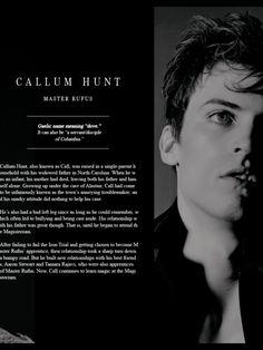 Callum Hunt