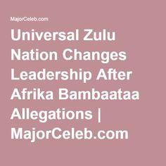 Universal Zulu Nation Changes Leadership After Afrika Bambaataa Allegations | MajorCeleb.com