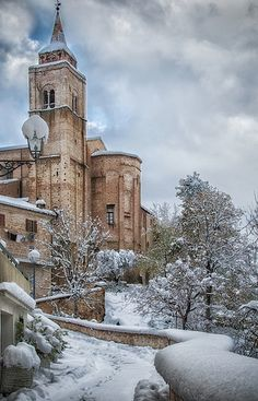 Amandola, province of Fermo, Marche region ♠ | Flickr - Photo Sharing!