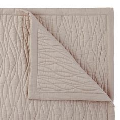 Company C Fountain Driftwood Quilted Pillow Sham @LaylaGrayce