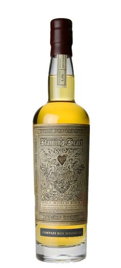 Flaming Heart Blended Malt Scotch Whisky. I usually only drink single malts, but I tried some of this recently and it is divine.