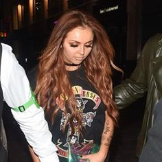Little Mix Girls seen on a girls night out in London