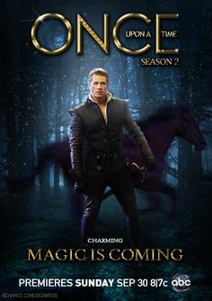 Great promo poster! #OUAT