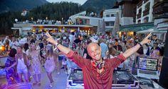 DJ Peyman Amin @ STOCK resort, Tyrol, Austria. www.stock.at Tyrol Austria, Times Square, Dj