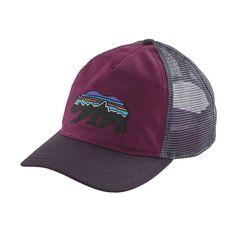 eb891795a99 W s Fitz Roy Bear Layback Trucker Hat