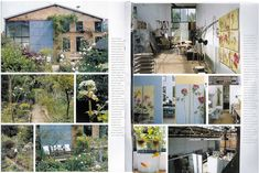 Spent the last hour flipping through magazines and came across an article on Claire Basler . Her large scale oils of flowers are stunning! I...