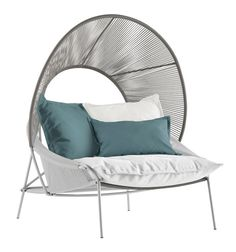 Traveler Outdoor Collection by Stephen Burks for Roche Bobois