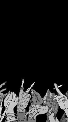 iphone black aesthetic lockscreen hd art wallpaper lockscreenwallpaper iphone - The world's most private search engine Goth Wallpaper, Wallpaper Free, Dark Wallpaper Iphone, Halloween Wallpaper Iphone, Iphone Wallpaper Tumblr Aesthetic, Black Aesthetic Wallpaper, Cute Wallpaper Backgrounds, Tumblr Wallpaper, Aesthetic Backgrounds