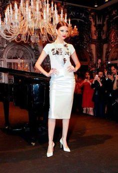 Desfile Coleção Lucas Anderi Couture Amor 2014 - Casa Petra.