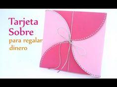 Manualidades para el día de la madre: TARJETA para regalar DINERO - DIY Innova Manualidades