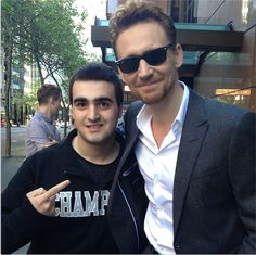 Hiddles and fan