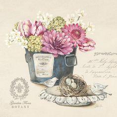 Bouquet Naturel I