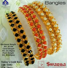 Best place to sell handmade jewellery Gold Bangles Design, Gold Earrings Designs, Gold Jewellery Design, Handmade Jewellery, Gold Jewelry, Gold Designs, Bridal Jewellery, Bridal Bangles, Jewelry Tray