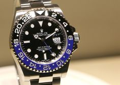 BaselWorld 2013: Rolex Launches New Black and Blue GMT-Master II and Platinum Daytona