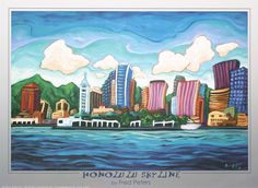 Hot Deals Hawaii - Pictures Plus - $25 for 5 Hawaiian Art Prints from Pictures Plus ($150 value) - Maui Marketplace