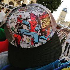 XIII DÍA DEL STOCK    #FRIKINGÚBEDA #DESCUENTOS #SPIDERMAN #GORRAS #URBANSTYLE #FASHIONSTREET