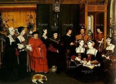 English Historical Fiction Authors: The Two Wives of Sir Thomas More: