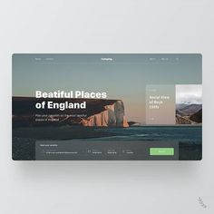 Web Design Inspiration, Ui Ux, Aerial View, App Design, Tourism, Graphic Design, Vacation, How To Plan, Digital