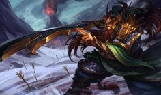 Tryndamere | League of Legends