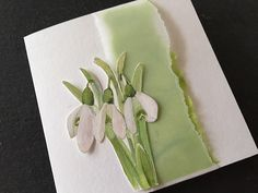 Frisches Grün gift for teachers Paper Cards, Diy Cards, Altenew Cards, Karten Diy, Green Craft, Simple Gifts, Pretty Cards, Watercolor Cards, Flower Cards