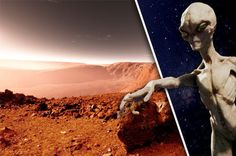 Mars alien update: Iron oxides could be shield for microbacterial life | Daily Star