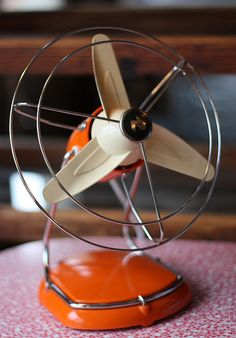 1950's Pifco electric fan €125.00. Great condition.